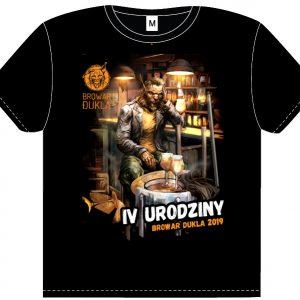 IV Urodziny koszulka